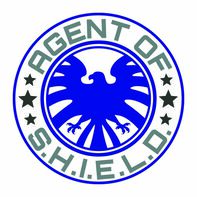 Avengers Agent of S.H.I.E.L.D Temporary Tattoo