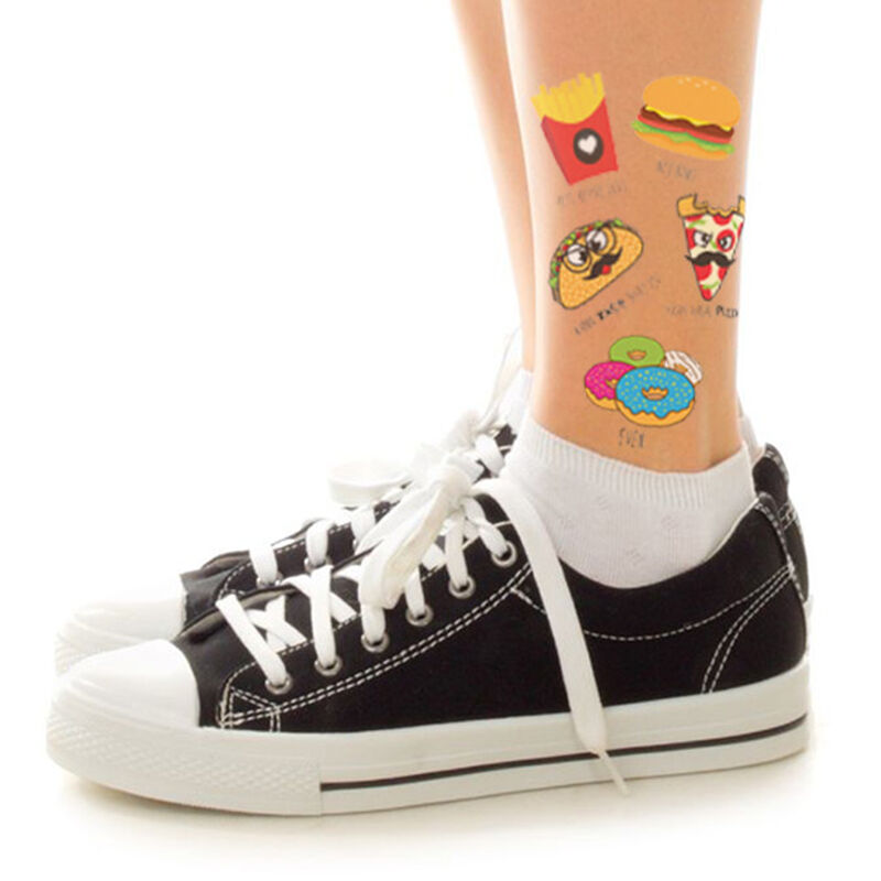 You're a Real Pizza Work Temporary Tattoo image number null