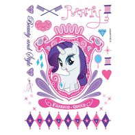 Fashion Queen Rarity Temporary Tattoo