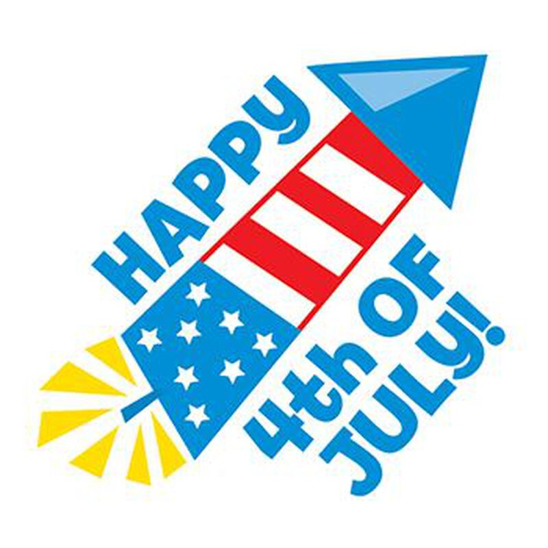Happy 4th of July Temporary Tattoo image number null