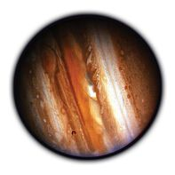 Jupiter Temporary Tattoo