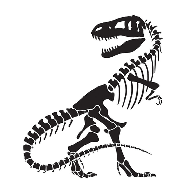 T-Rex Temporary Tattoo image number null