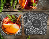 Give Thanks Coaster Gift Box
