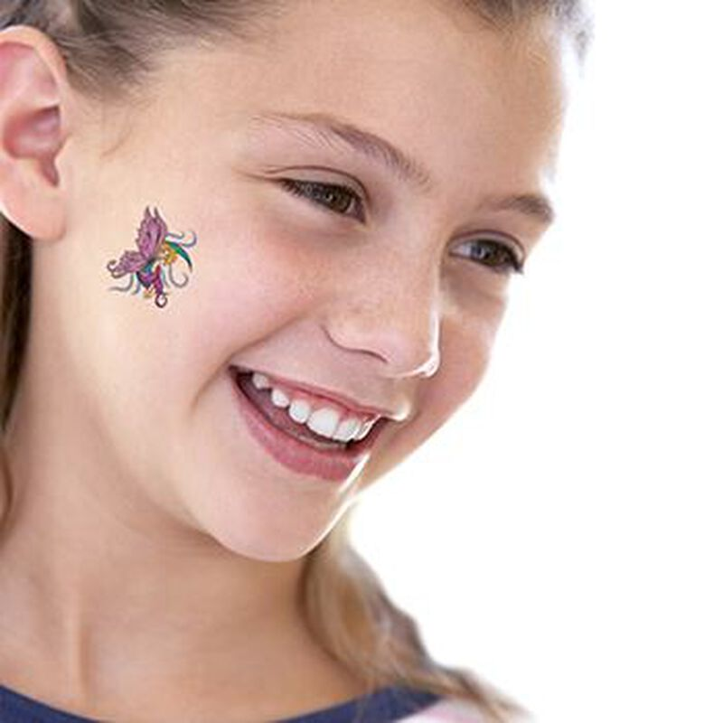 Celestial Fairy Temporary Tattoo image number null