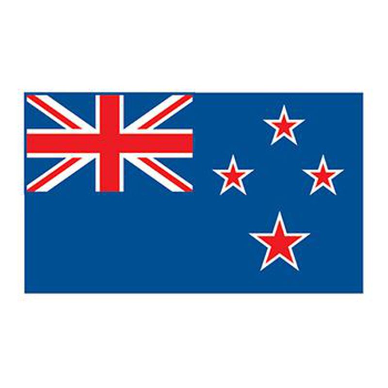 New Zealand Flag Temporary Tattoo image number null