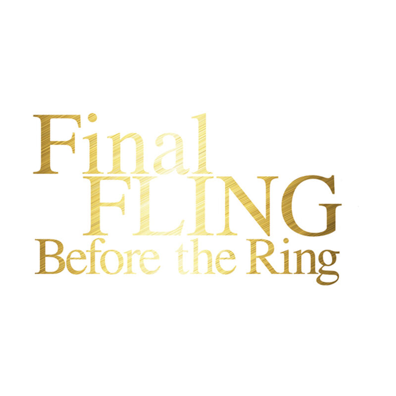Metallic Final Fling Temporary Tattoo image number null