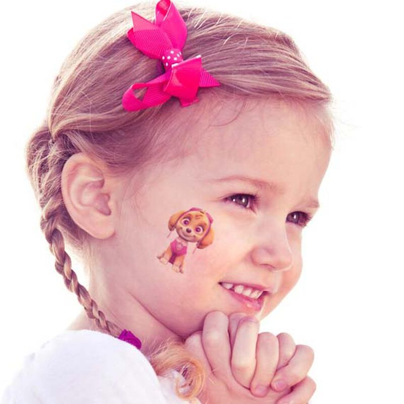 PAW Patrol Skye in Action Temporary Tattoo image number null