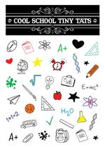 Cool School Tiny Tats Temporary Tattoos
