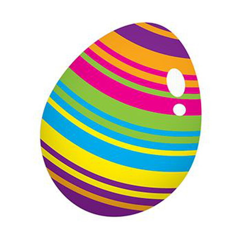 Easter Egg Temporary Tattoo image number null