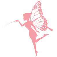 Butterfly Fairy Temporary Tattoo