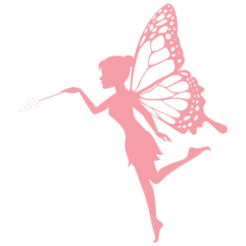 Butterfly Fairy Temporary Tattoo image number null
