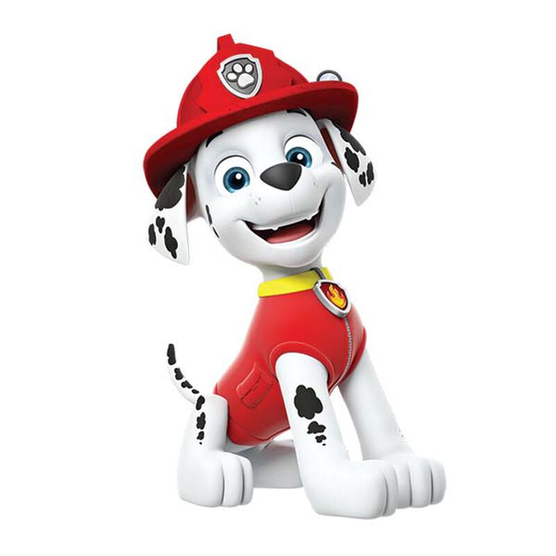 PAW Patrol Marshall Temporary Tattoo image number null