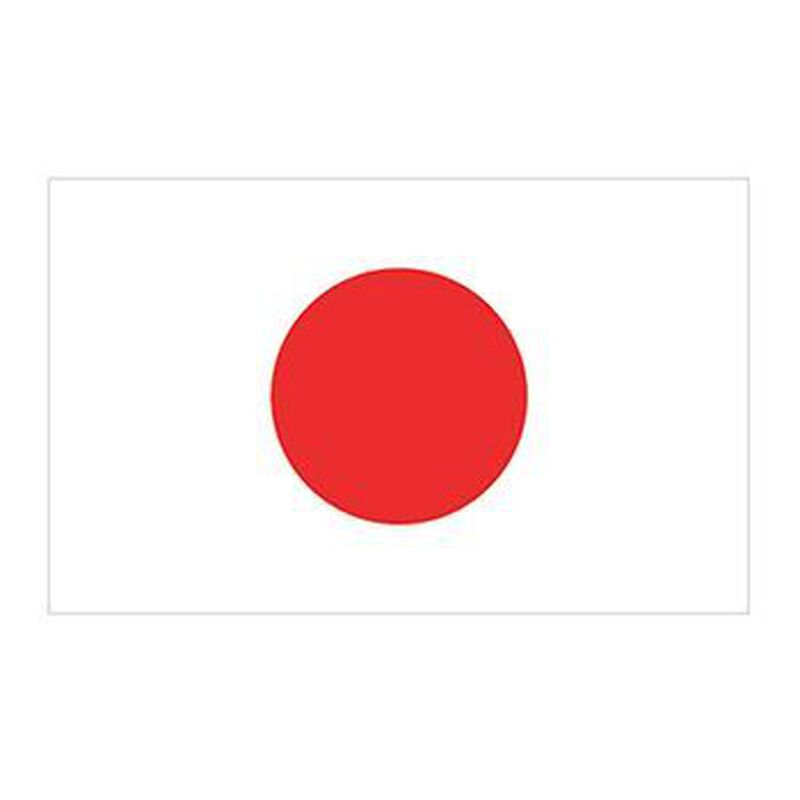Japan Flag Temporary Tattoo image number null