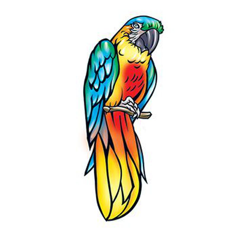 Parrot Temporary Tattoo image number null