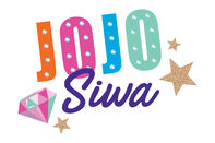 JoJo Siwa Logo Temporary Tattoo