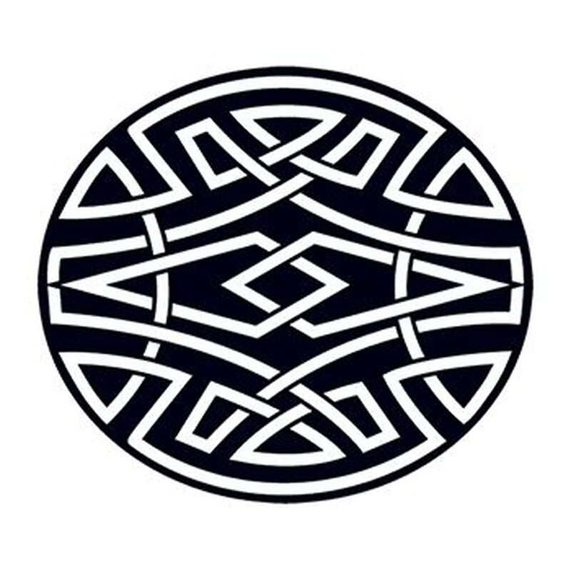 Celtic Circle Temporary Tattoo image number null