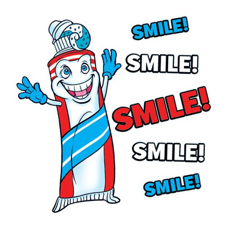 Brighter Smile Temporary Tattoo image number null