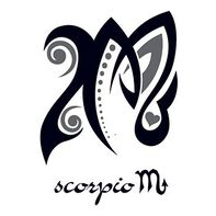Zodiac: Scorpio Design Temporary Tattoo