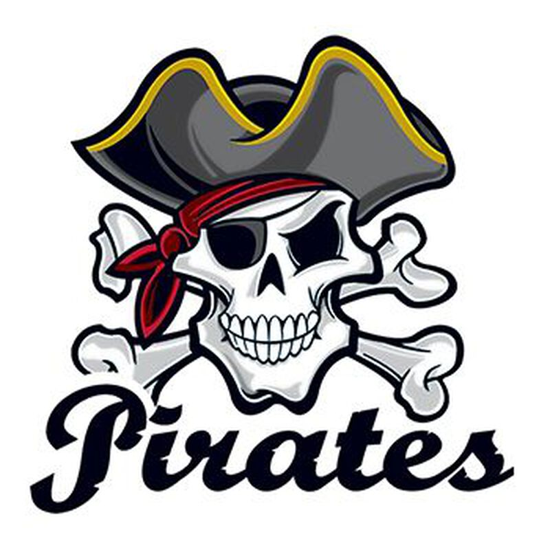 Pirates Temporary Tattoo image number null