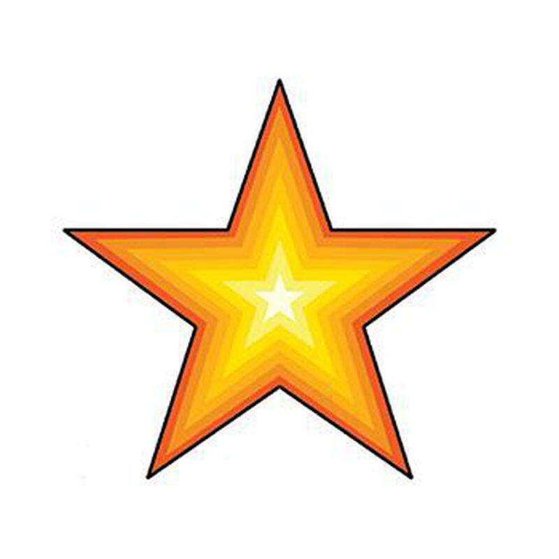 Star Temporary Tattoo image number null