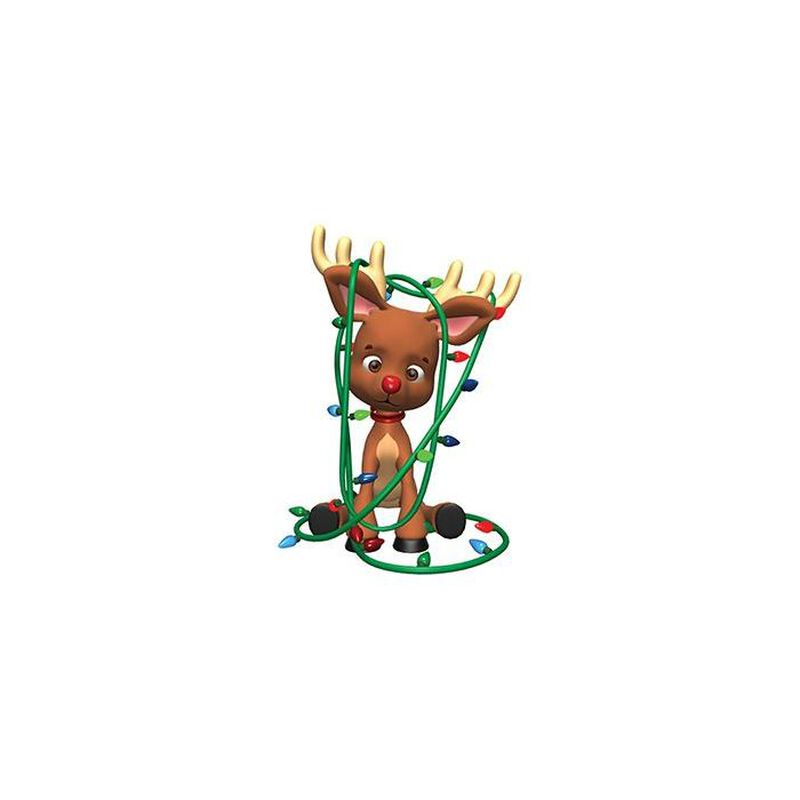 Rudolph Temporary Tattoo image number null