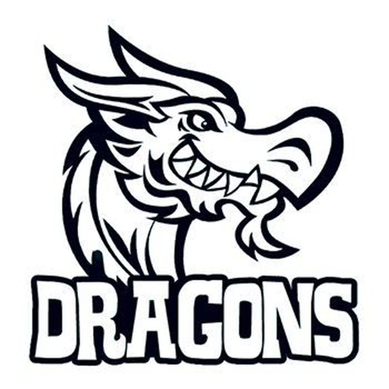 Dragons Temporary Tattoo image number null