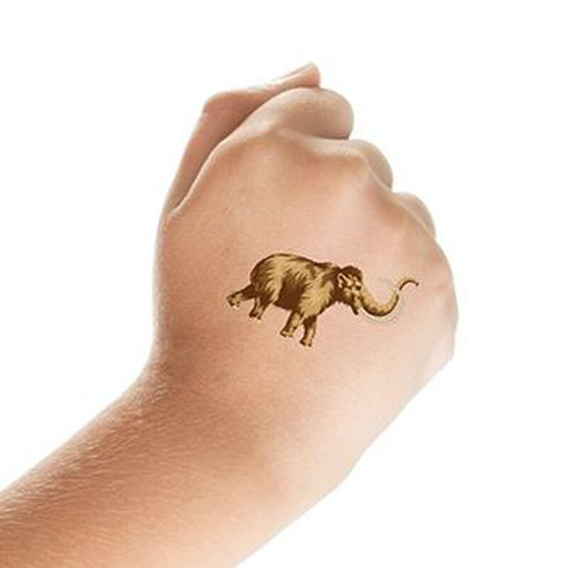 Prehistoric Pals Temporary Tattoo image number null