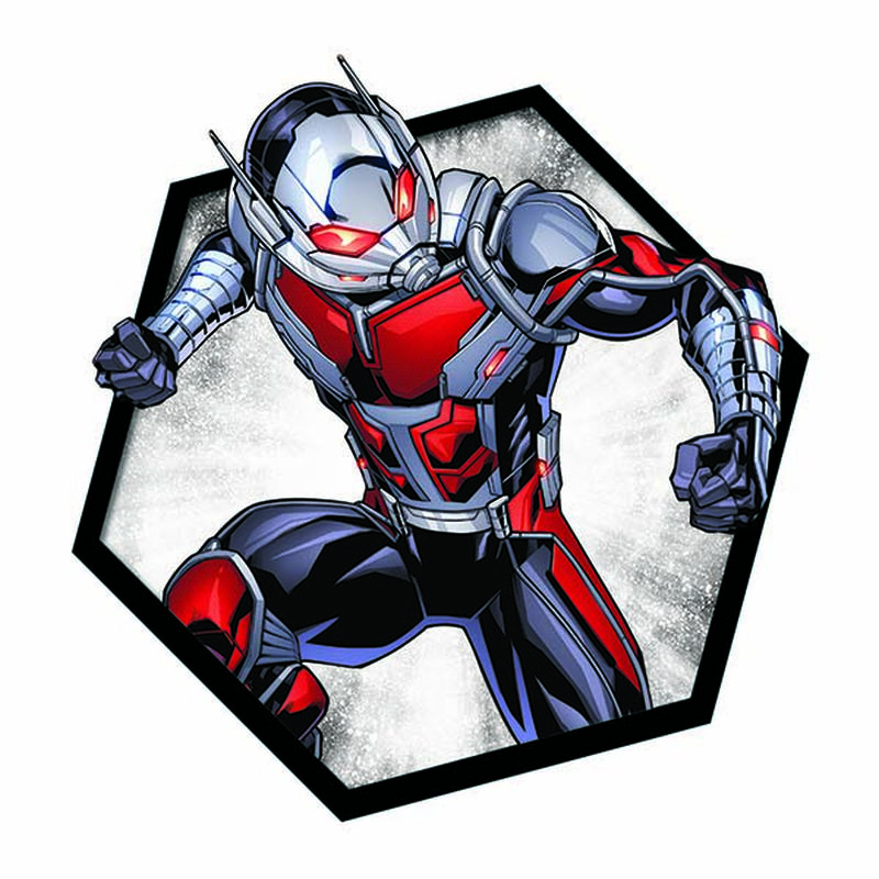 Avengers Ant-Pan Badge image number null