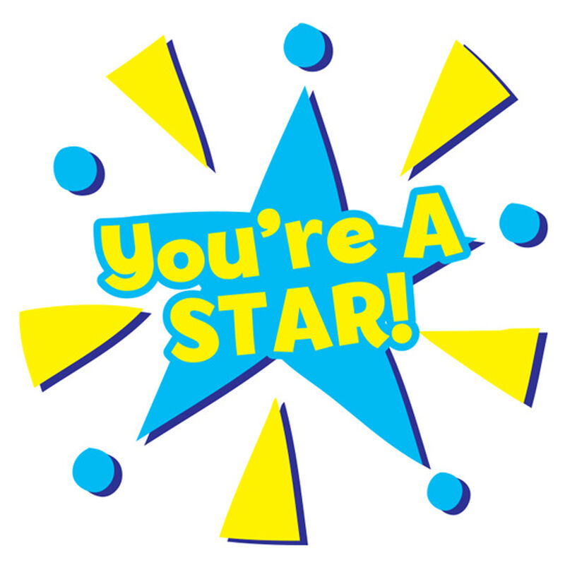 You're a Star Temporary Tattoo image number null