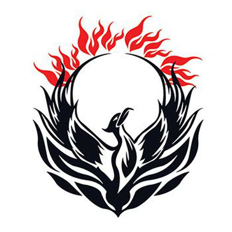 Phoenix Temporary Tattoo image number null