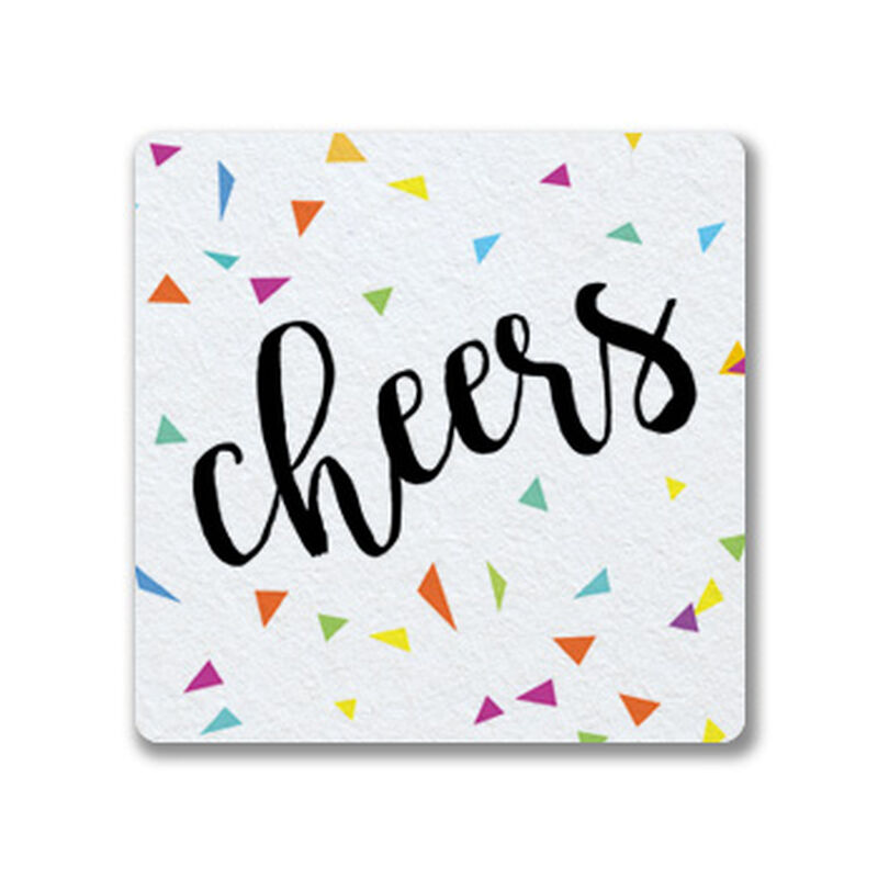 Cheers Coaster Gift Box image number null