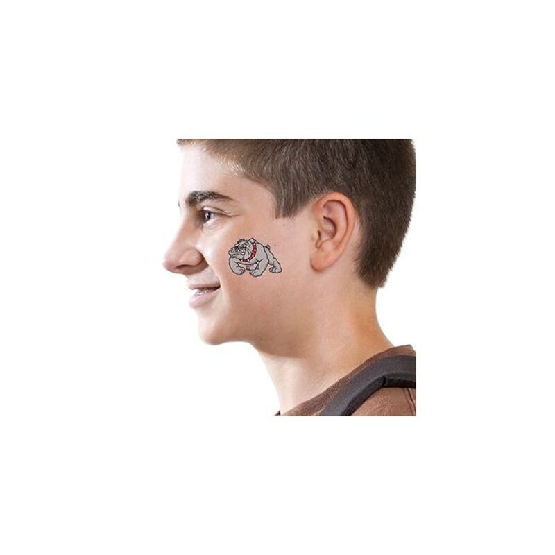 Bulldog Temporary Tattoo image number null