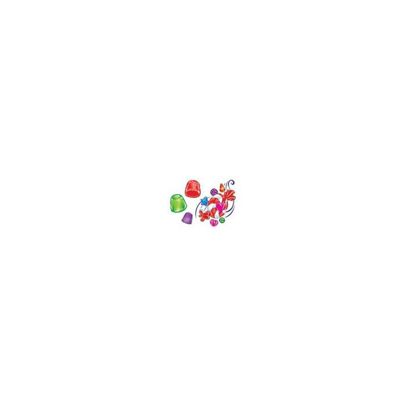 Sweet Shop Gum Drop Temporary Tattoo image number null