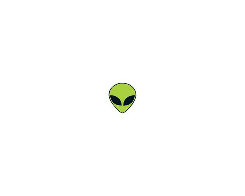 Alien Temporary Tattoo image number null