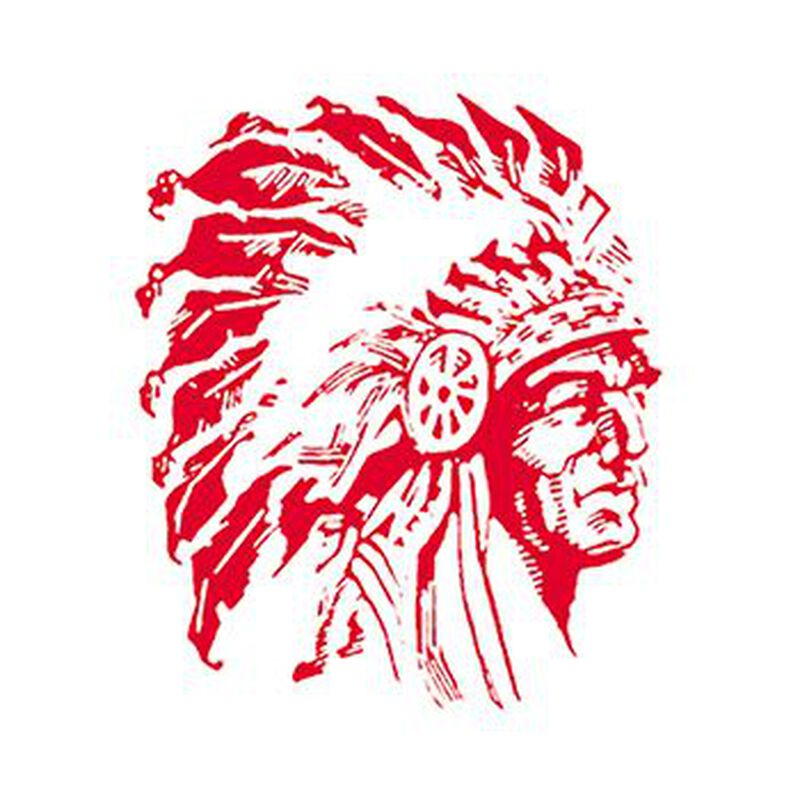 Red Indian Temporary Tattoo image number null