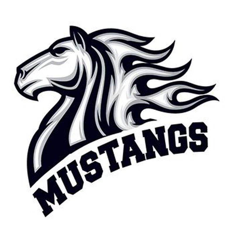 Mustangs Temporary Tattoo image number null