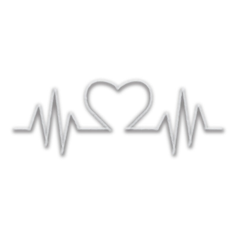 HEARTBEAT TEMPORARY TATTOO image number null