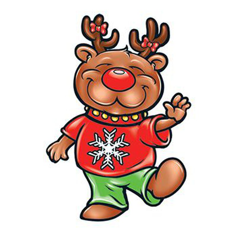 Reindeer Temporary Tattoo image number null