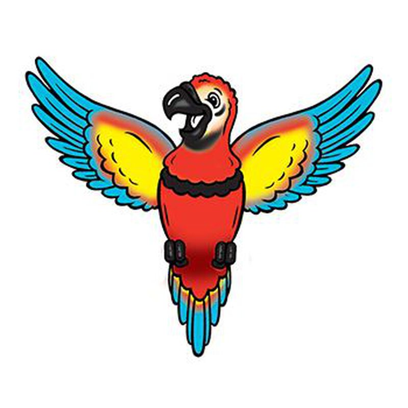 Macaw Temporary Tattoo image number null