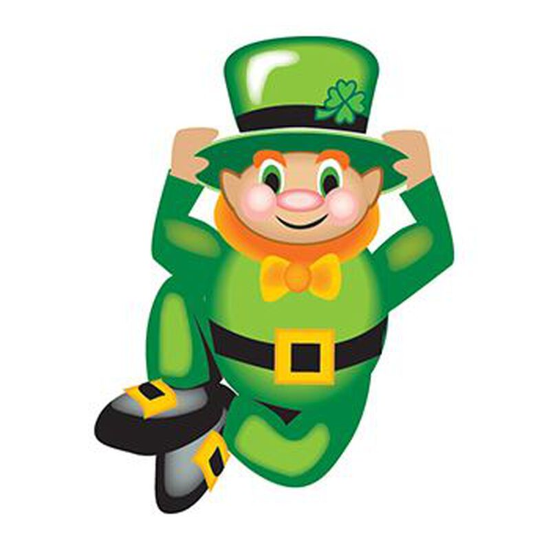 Leprechaun Temporary Tattoo image number null