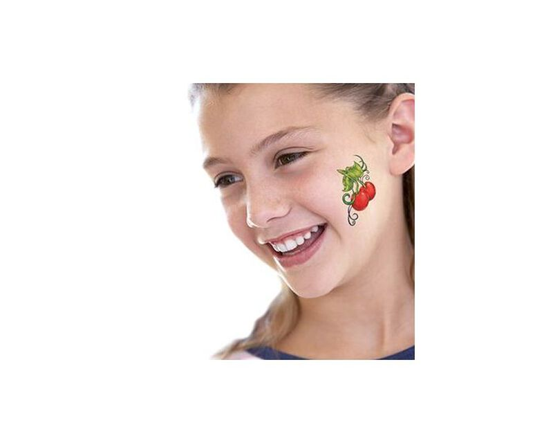 Cherries Temporary Tattoo image number null