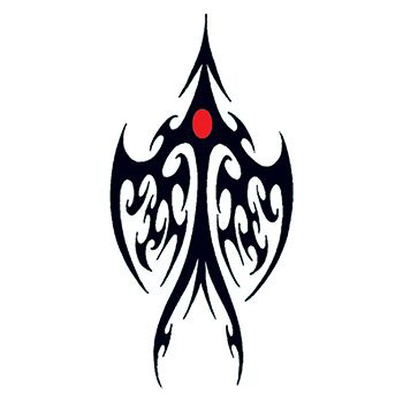 Tribal Arrow Design Temporary Tattoo image number null