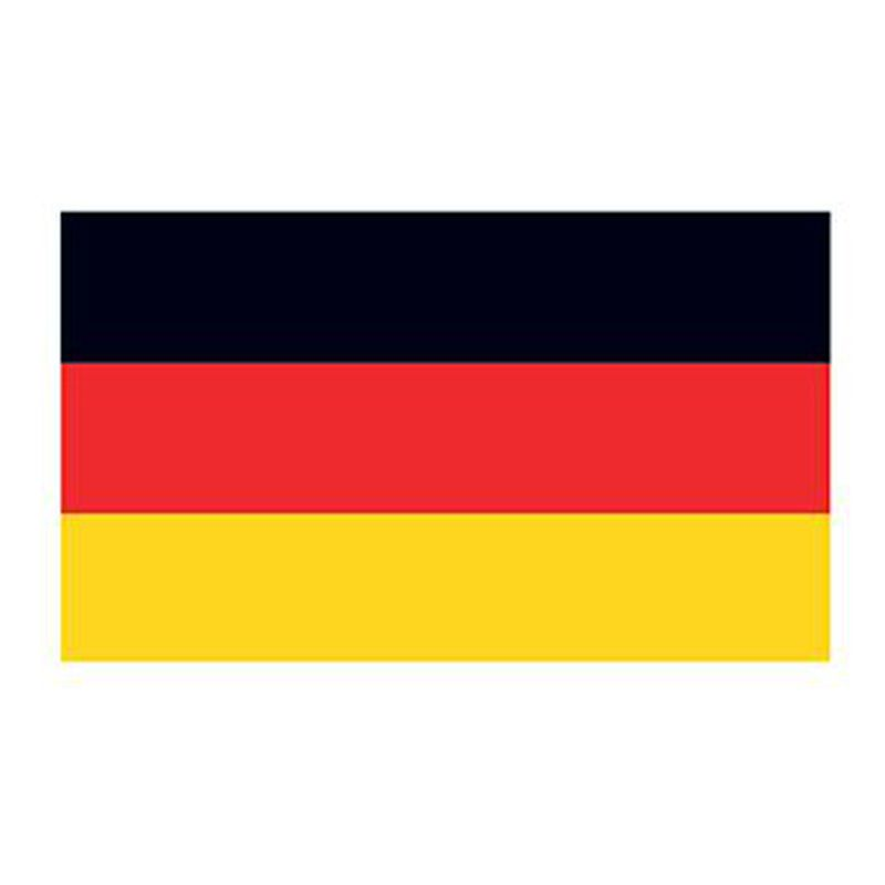 Germany Flag Temporary Tattoo image number null