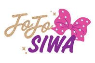 JoJo Siwa Bow Logo Temporary Tattoo