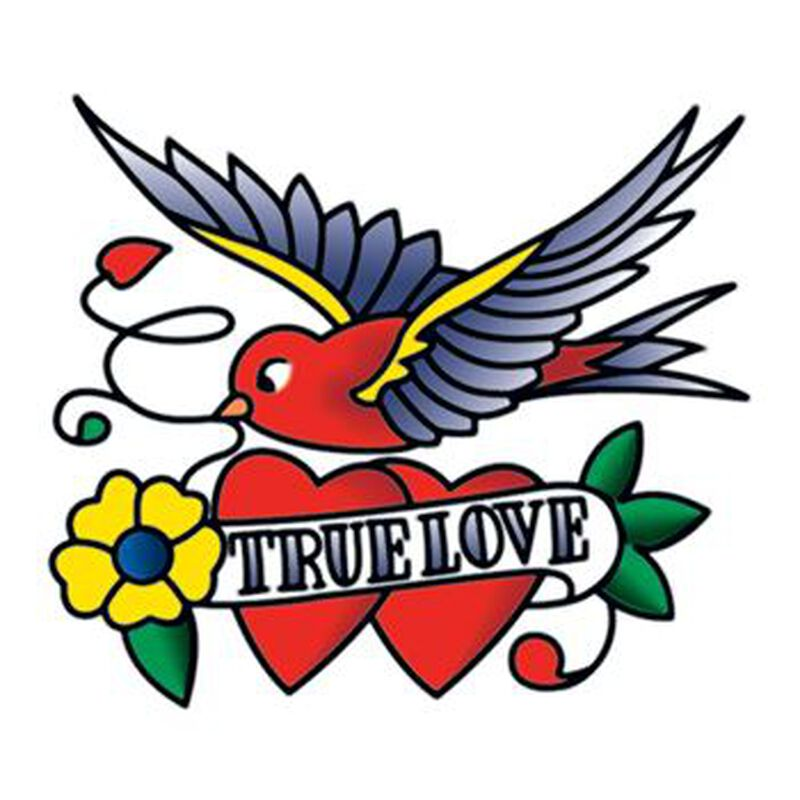 True Love Temporary Tattoo image number null