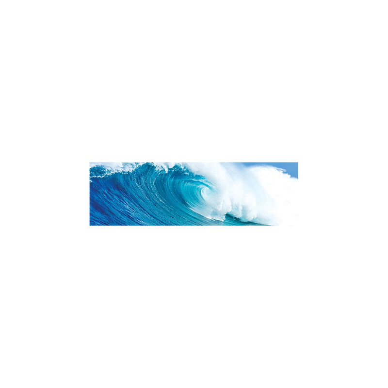 Ocean Wave Frame Temporary Tattoo image number null