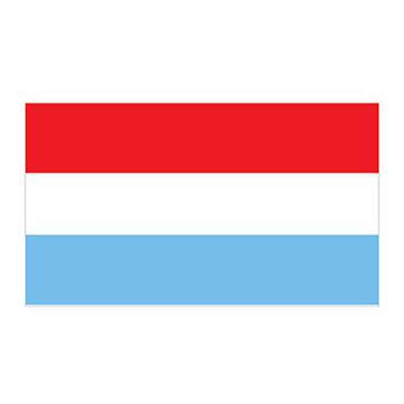 Netherlands Flag Temporary Tattoo image number null